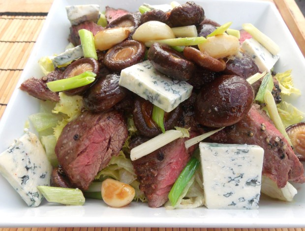 Steak Salad Recipe # 91