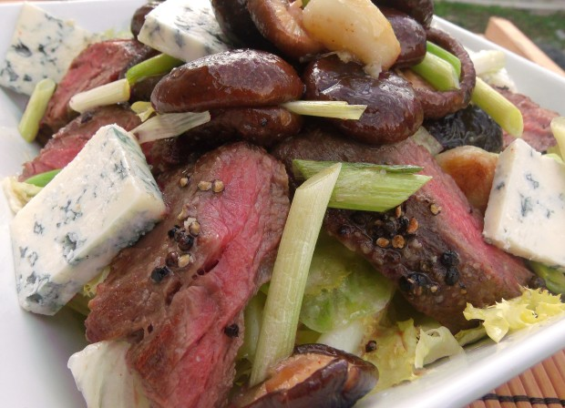 Steak Salad Recipe # 91