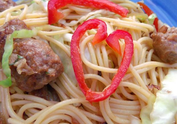 Pasta & Love / Love & Pasta